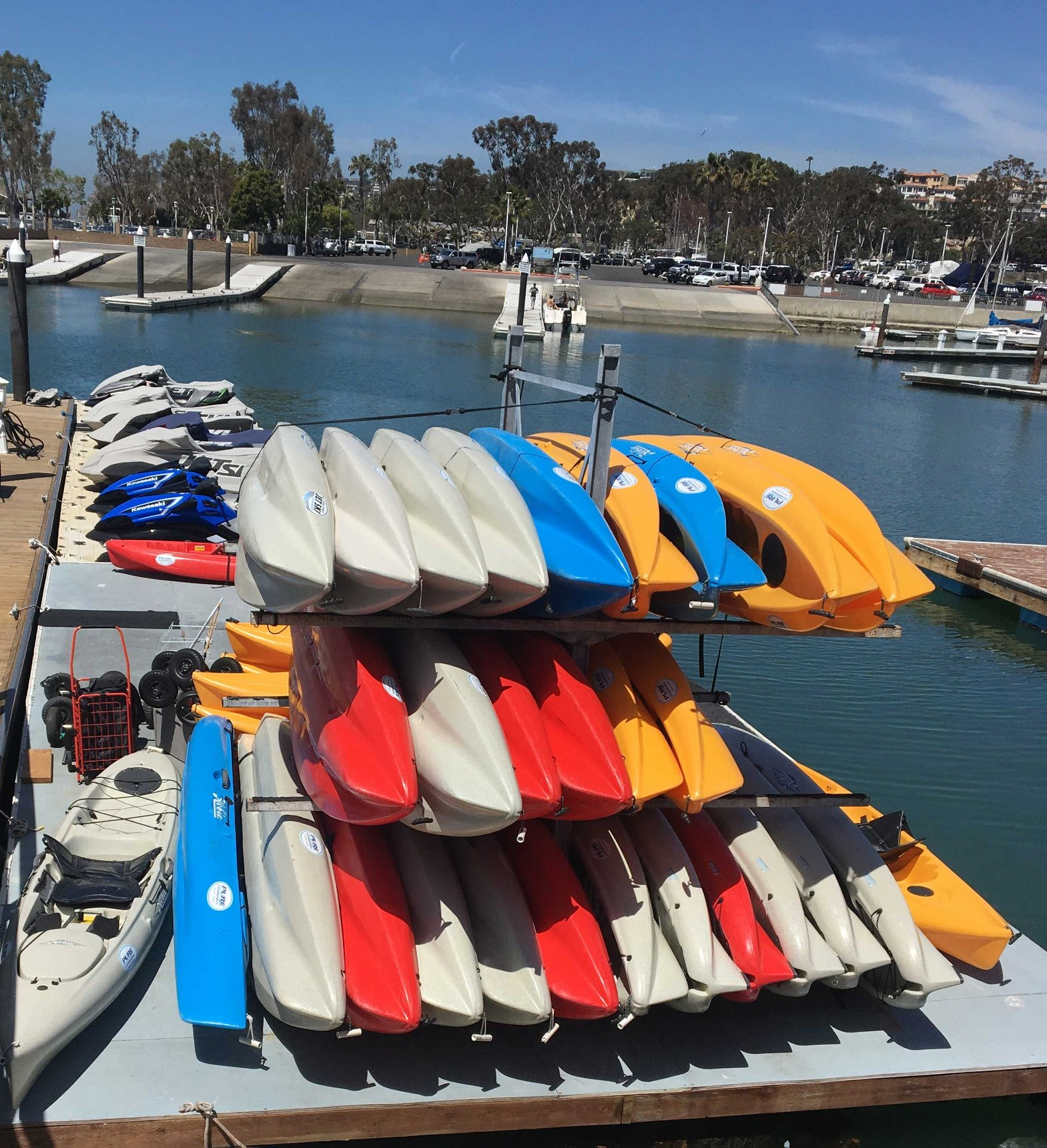 Kayak Rental Laguna Beach CA